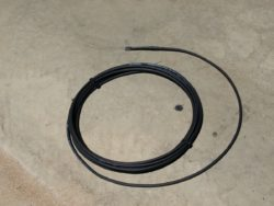 THERM-MICRO with standard cable (bare wire)