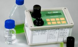 TOXY-PAM fluorometer in stand-alone mode.